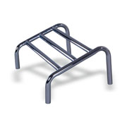 Chrome 3 Bar Footrest